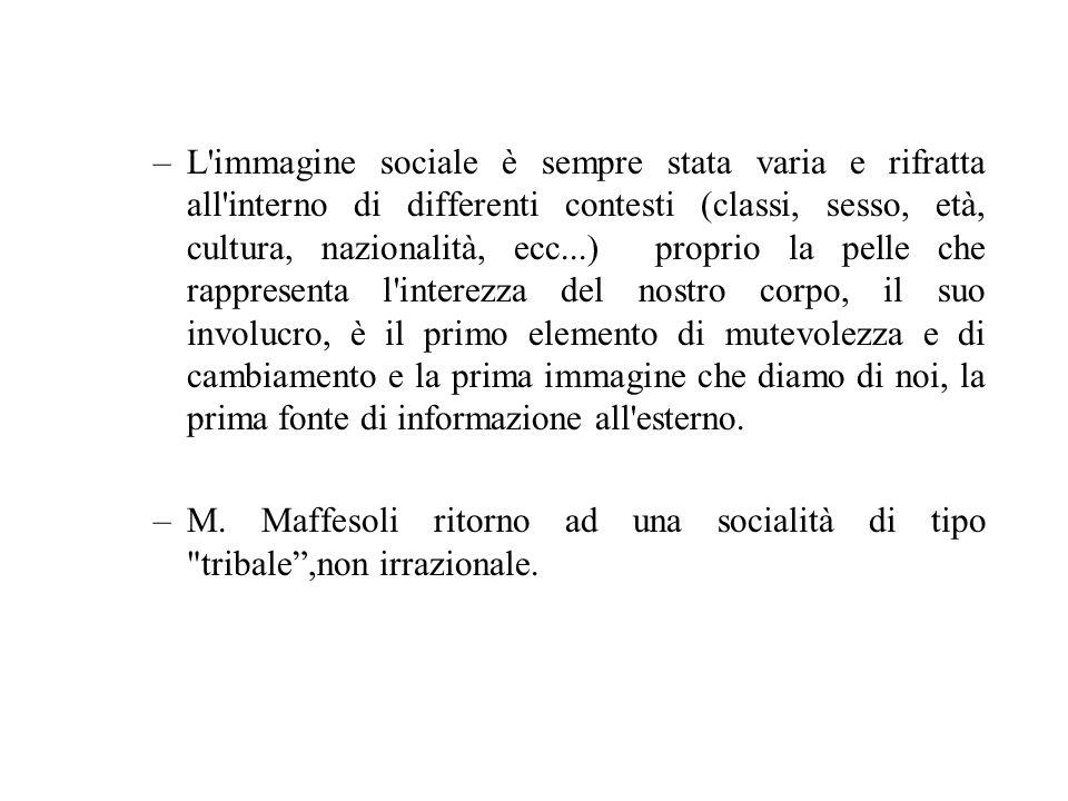 –L individuo che si prospetta è un narcisista individualista guidato da strutture inumane.