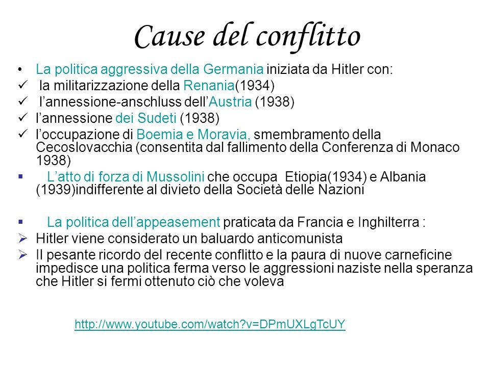 1936 24 ottobre Asse Roma Berlino.
