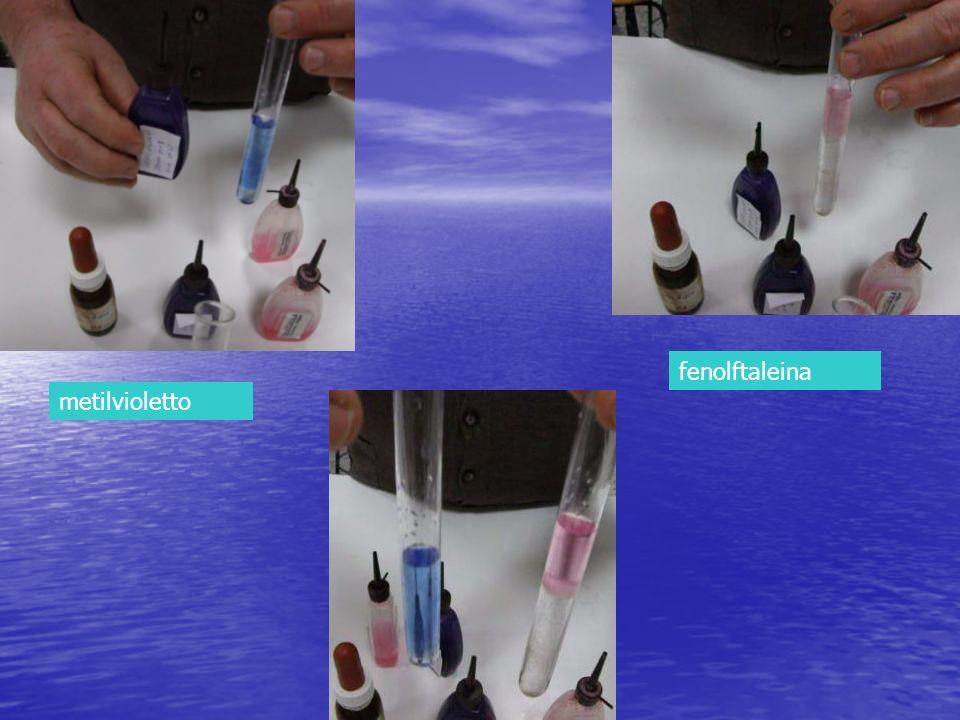 metilvioletto fenolftaleina