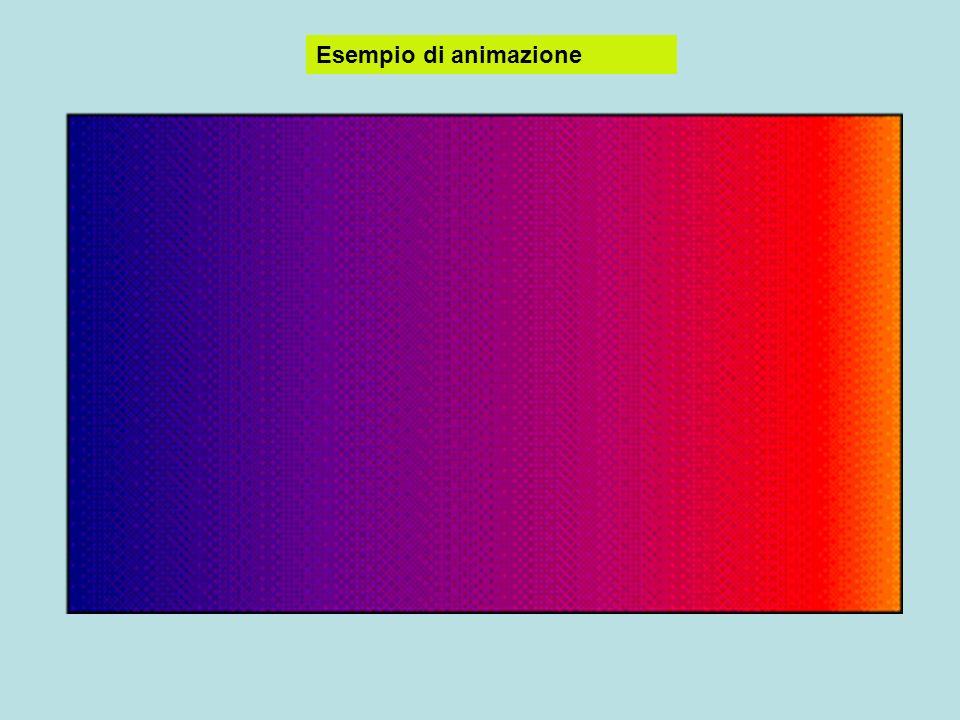 Esempio di animazione