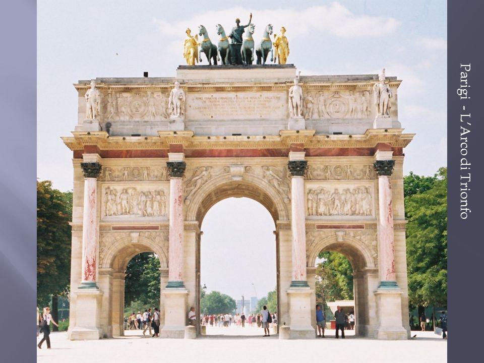 Parigi - LArco di Trionfo