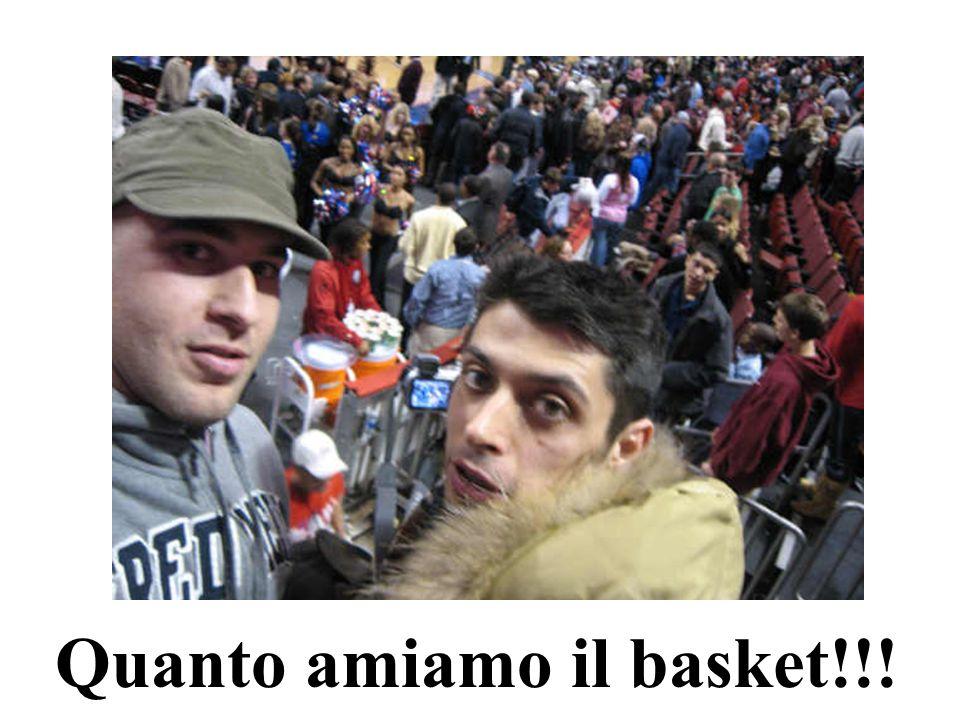 Quanto amiamo il basket!!!