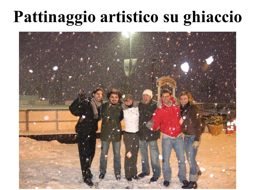 Pattinaggio artistico su ghiaccio