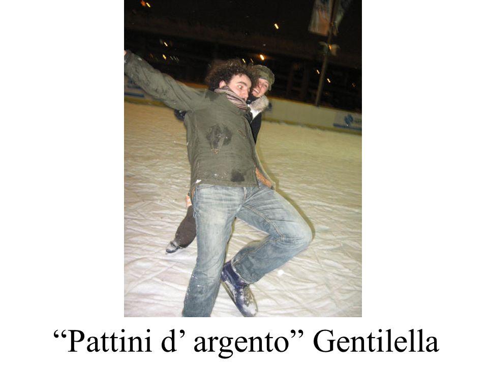 Pattini d argento Gentilella