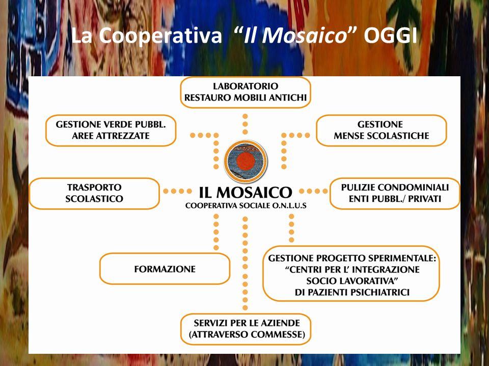 La Cooperativa Il Mosaico OGGI