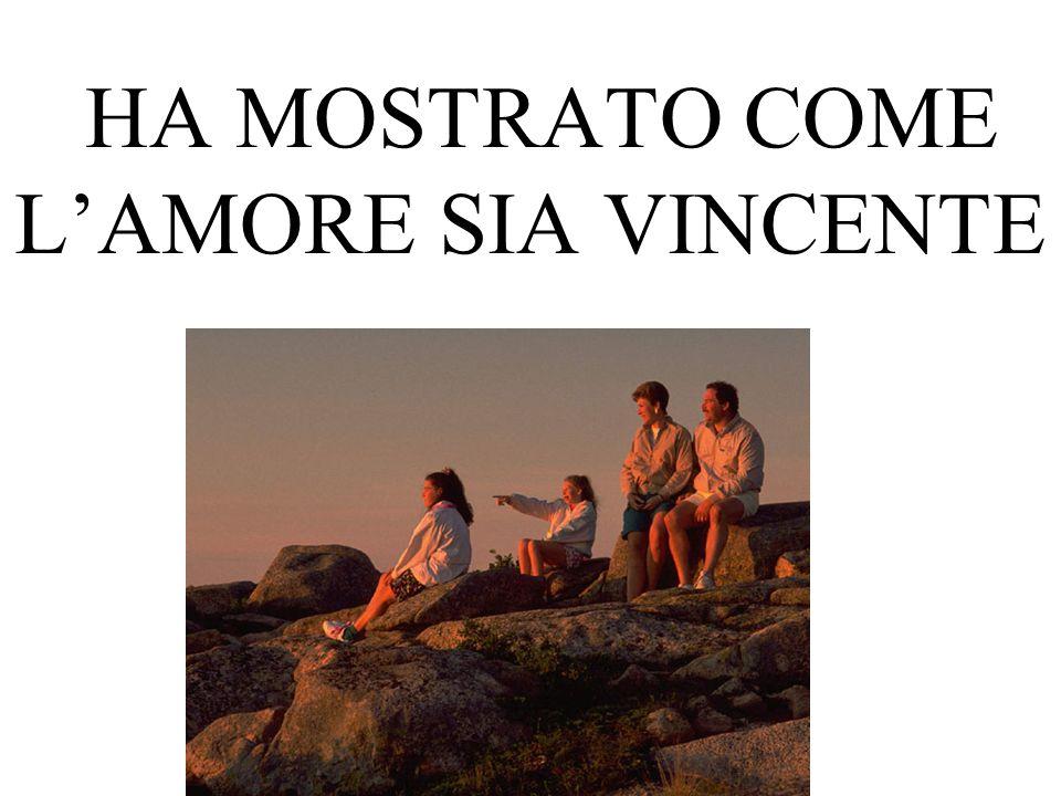 DI FRONTE A TUTTE LE SITUAZIONI DI DOLORE,