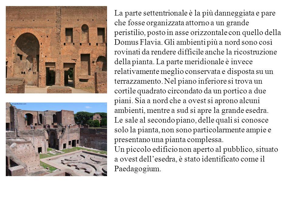 IL COMPLESSO PALATINO Fonti:abbiamo preso le informazioni da http//:it.wikipedia.org i giorni 8 e 12 Febbraio