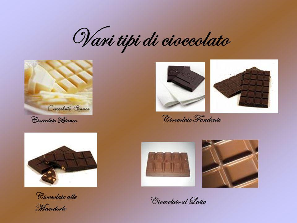 Torte e dolci al Cioccolato Cioccolatini ripieni Muffins Torte al cioccolato Gelato al cioccolato Salame al cioccolato Torta Sacher