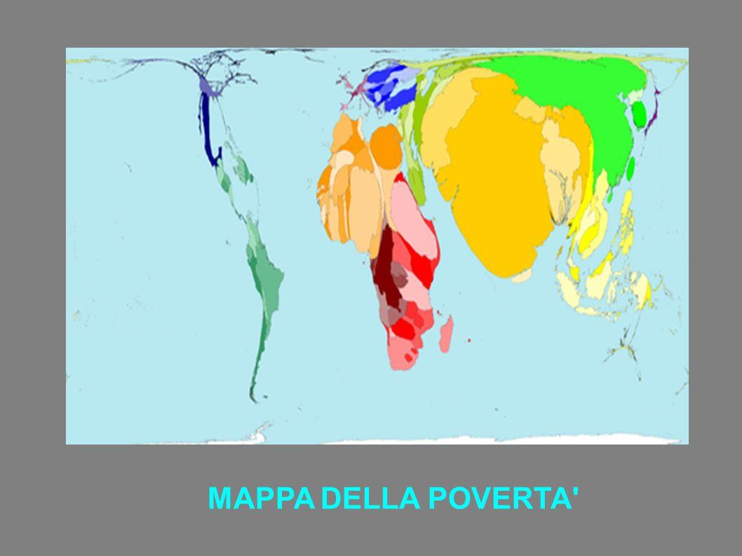MAPPA DELLA POVERTA