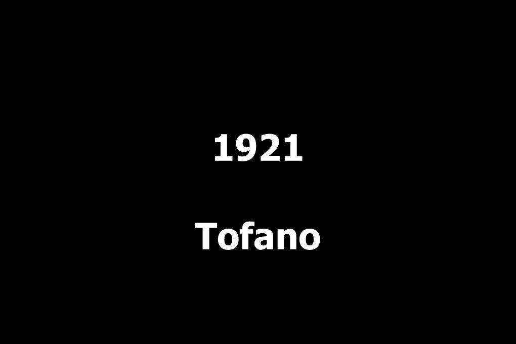 1921 Tofano