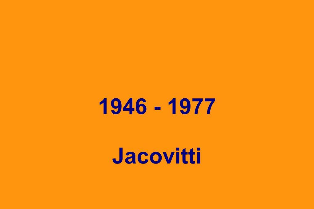 1946 - 1977 Jacovitti