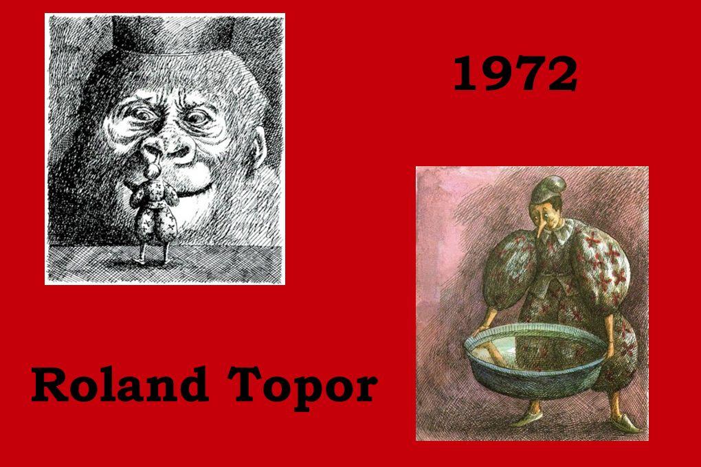 1972 Roland Topor