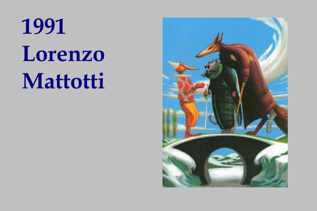1991 Lorenzo Mattotti