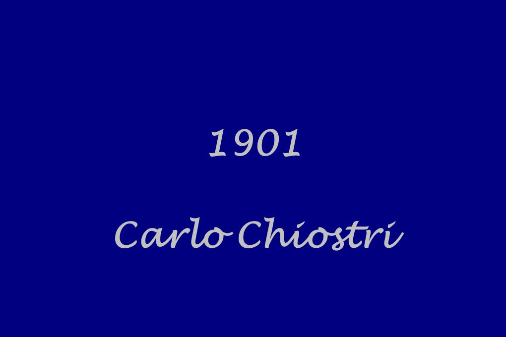 1955 Giambattista Galizzi
