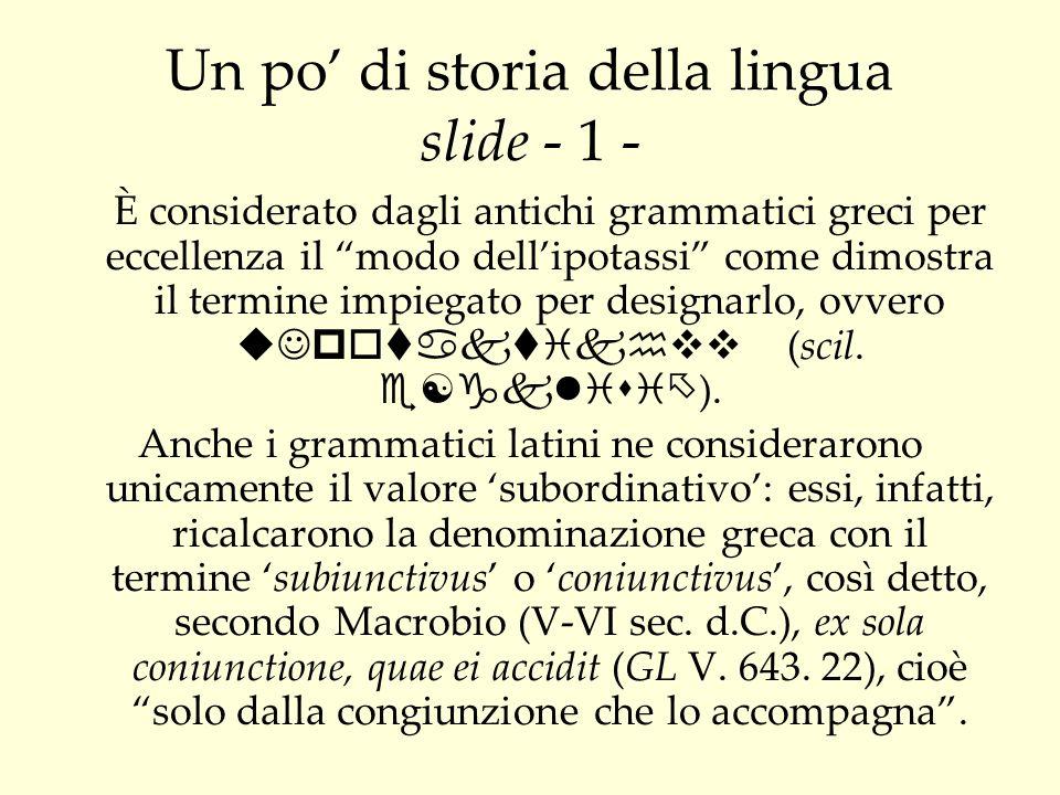 Un po di storia della lingua slide -2 - Ma Prisciano di Cesarea (V-VI sec.