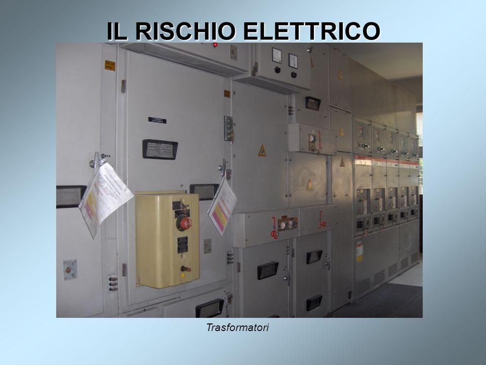 IL RISCHIO ELETTRICO Trasformatori