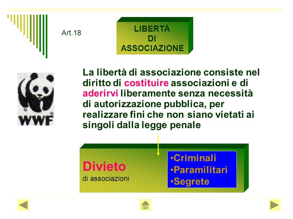La libertà di riunione consiste nel diritto di riunirsi liberamente, senza necessità di autorizzazione preventiva, per qualsiasi motivo (politico, sin