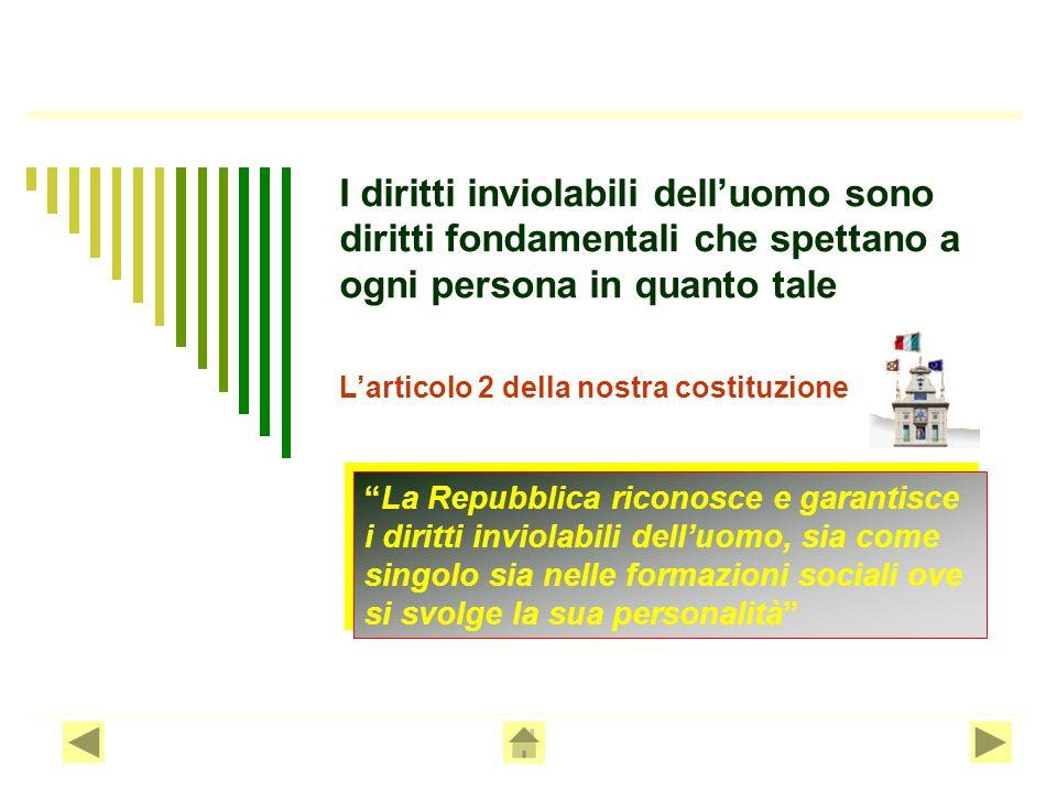 Diritti di libertà Libertà di natura giurisdizionale domicilio personale di riunione e associazione di manifestazione del pensiero religiosa circolazi