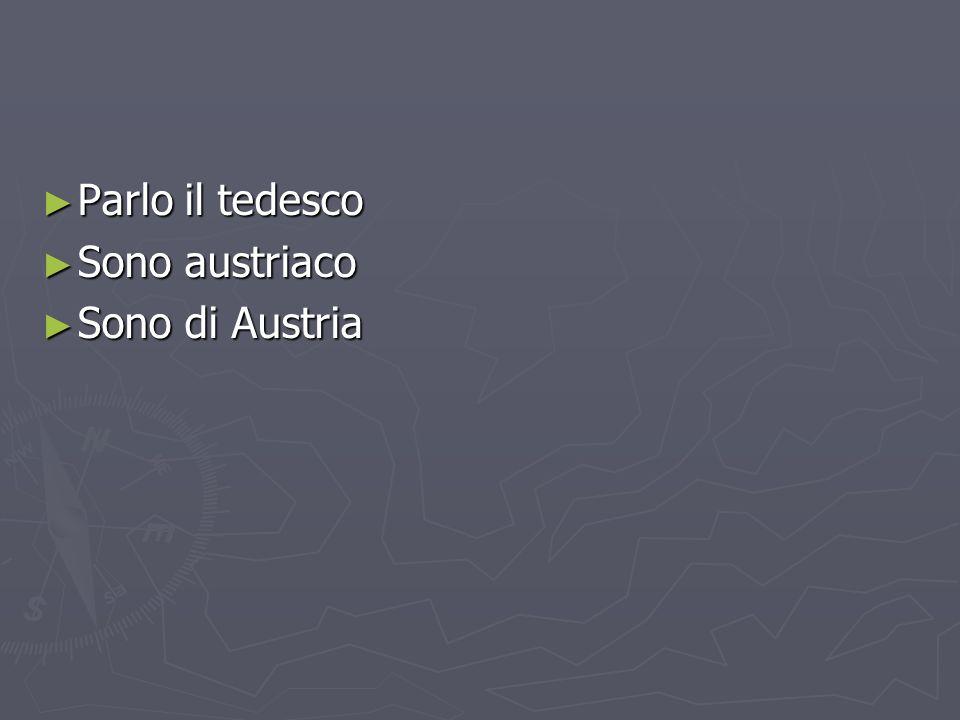 Grammar Le lingue (languages) Le lingue (languages) Languages must use an article because they work as a noun Languages must use an article because they work as a noun Esempi: Esempi: linglese linglese litaliano litaliano il tedesco il tedesco lo spagnolo lo spagnolo il francese il francese