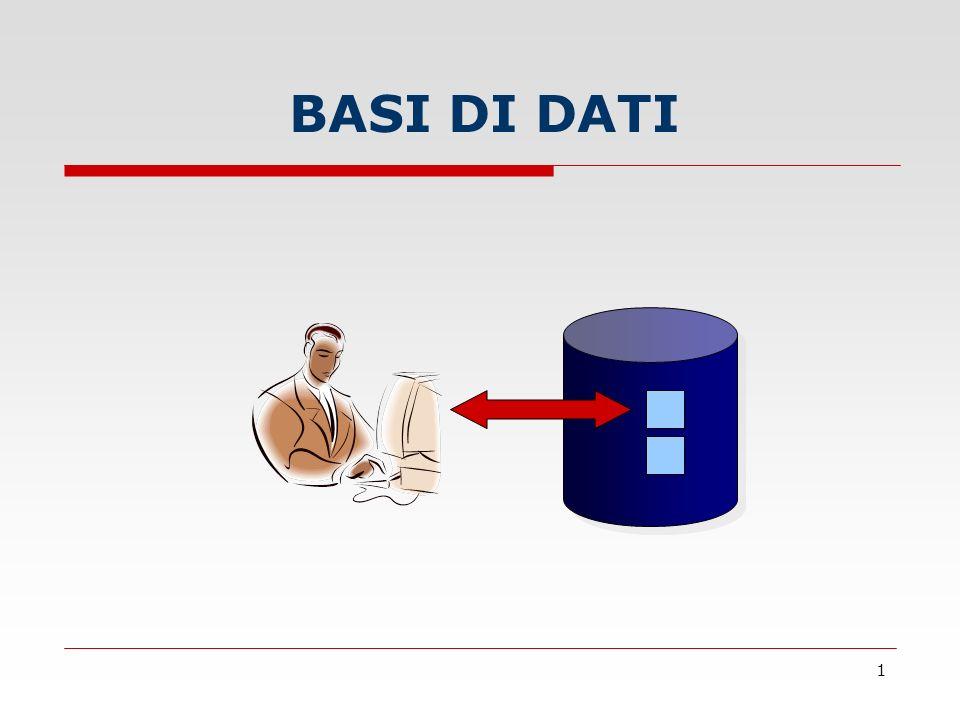 2 Cosè un database Un database è un insieme di informazioni correlate a un oggetto o a uno scopo particolare, ad esempio la carriera scolastica di uno studente.