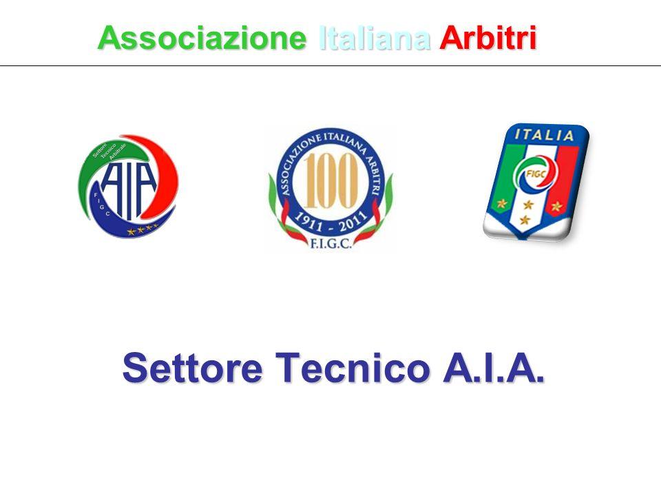 Settore Tecnico A.I.A. Associazione Italiana Arbitri