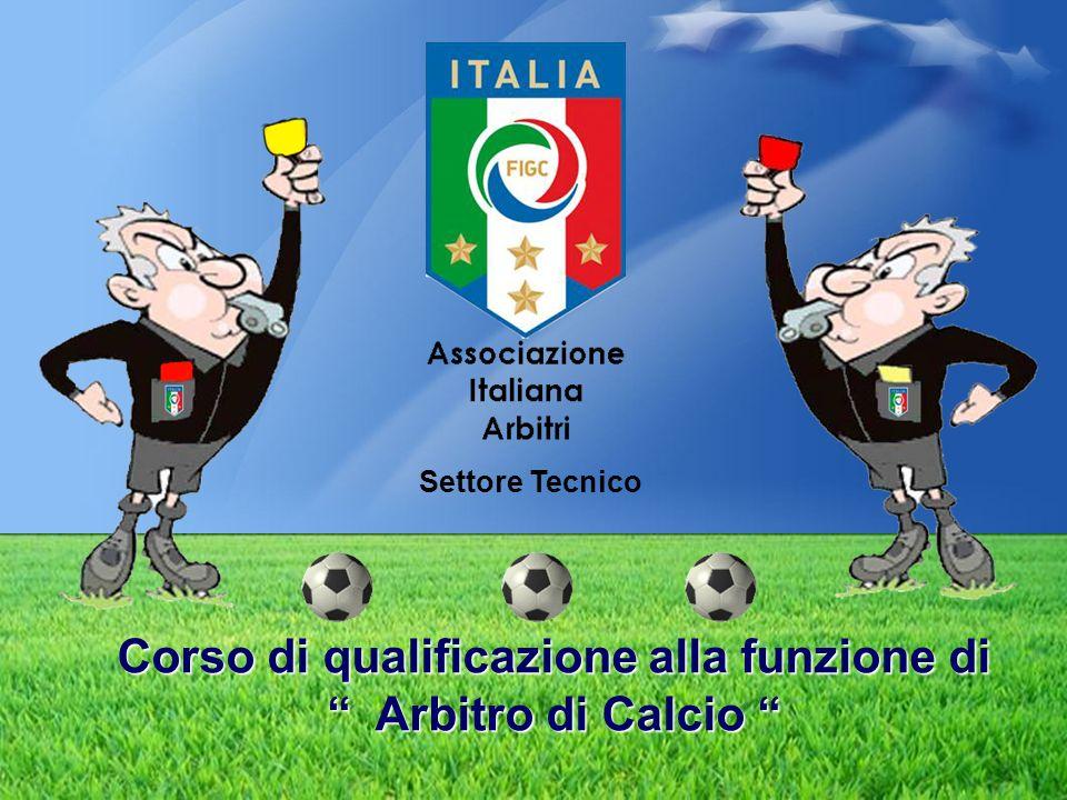 12.1.Riepilogo Regolamento del Gioco del Calcio 12.2.
