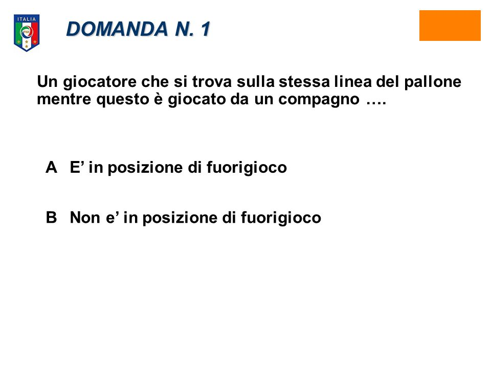 DOMANDA N. 12