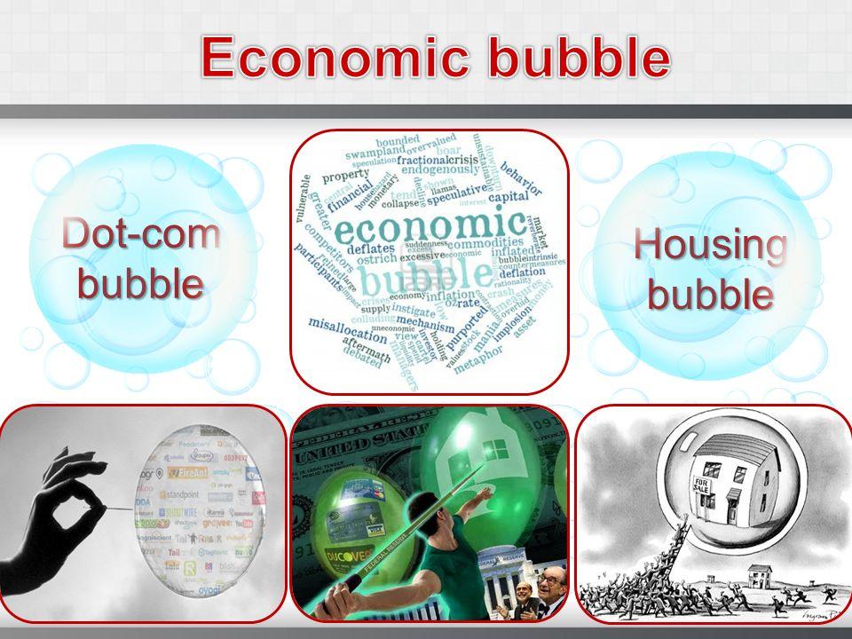 Housing bubble Dot-combubble