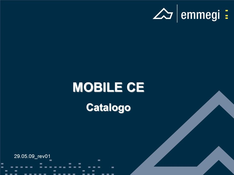 MOBILE CE Catalogo 29.05.09_rev01