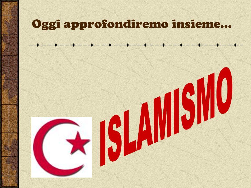 I termini Islamismo deriva dalla parola araba islàm che significa sottomissione a Dio.