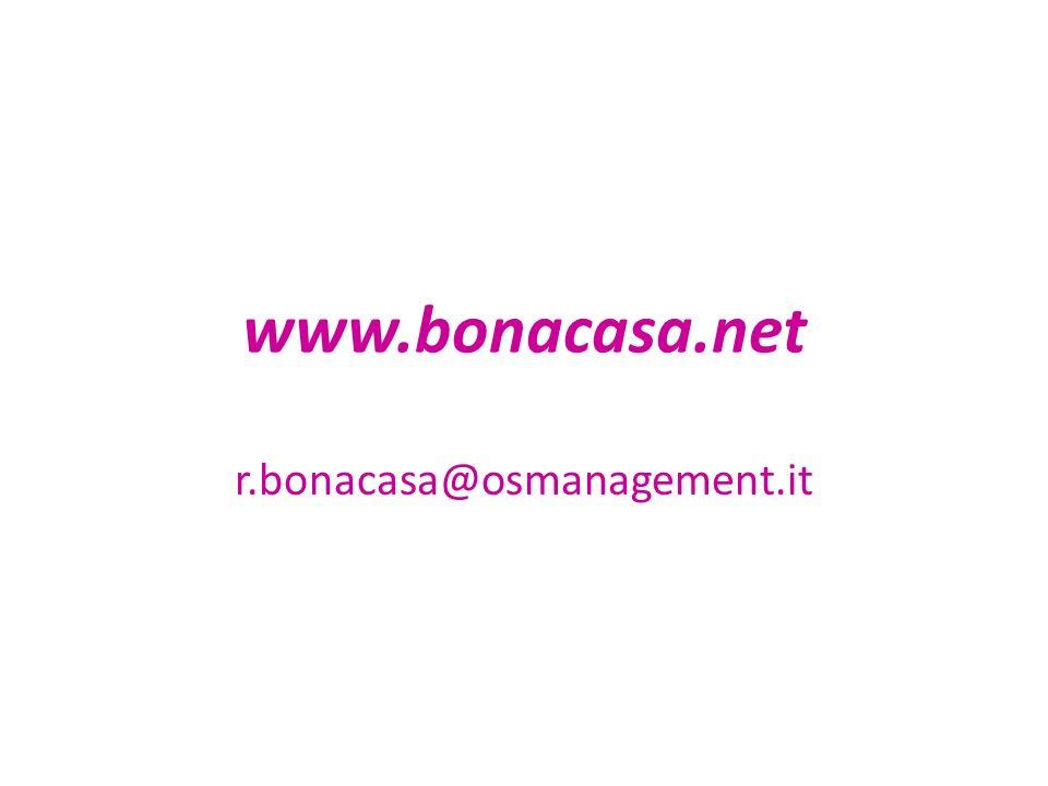 www.bonacasa.net r.bonacasa@osmanagement.it