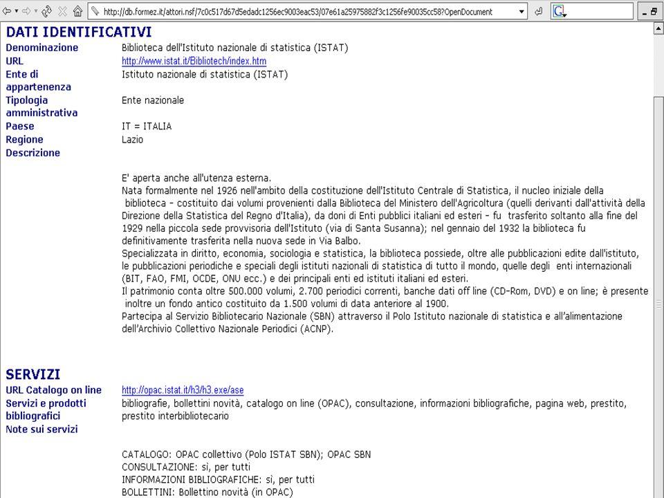 Progetto Sistema Biblioteche Pubblica Amministrazione - SBPA 14