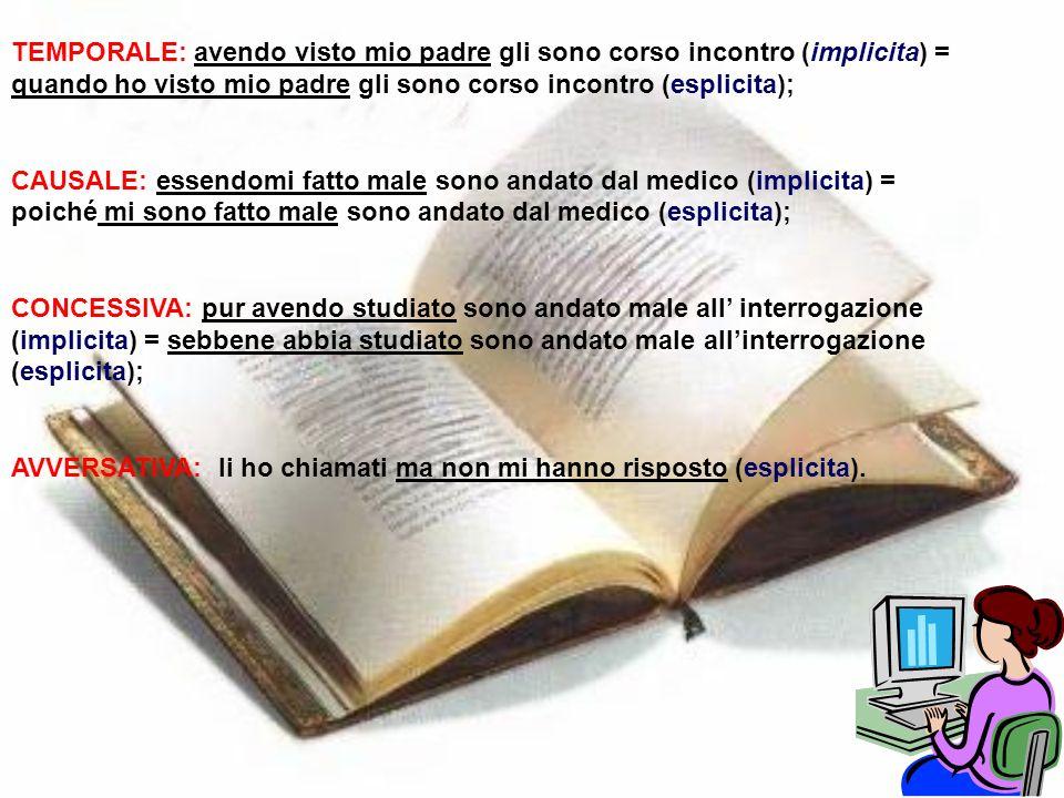 Il costrutto latino del cum + il congiuntivo costituisce una proposizione subordinata e in italiano si può tradurre in forma Implicita : con un gerund