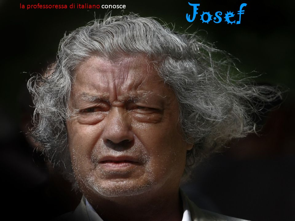 Commercio Illegale di Perle Uno dei principali fornitori è Josef