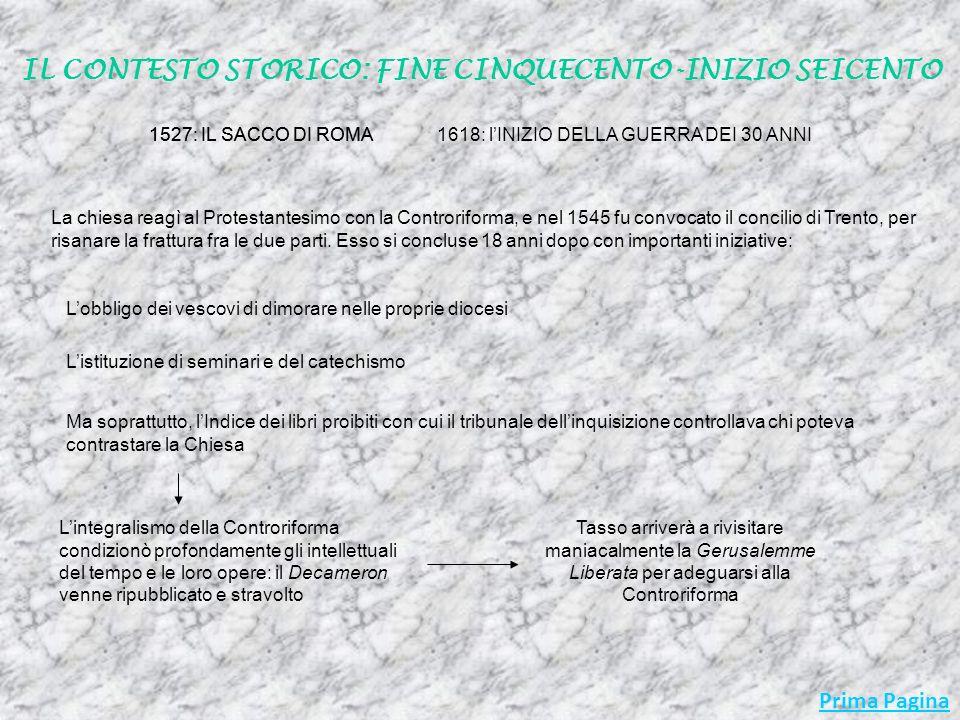 Prima Pagina Il modello a cui si ispirano è il Canzoniere di Petrarca, così come molte liriche manieristiche del tempo.