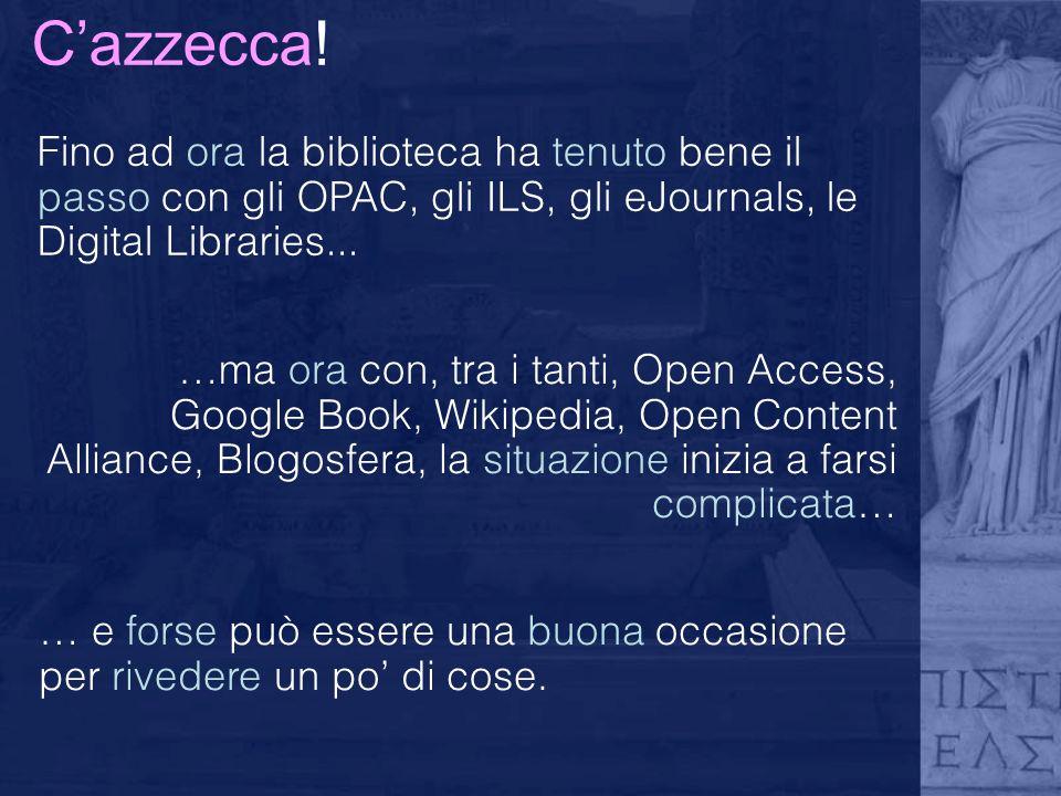 Cazzecca.