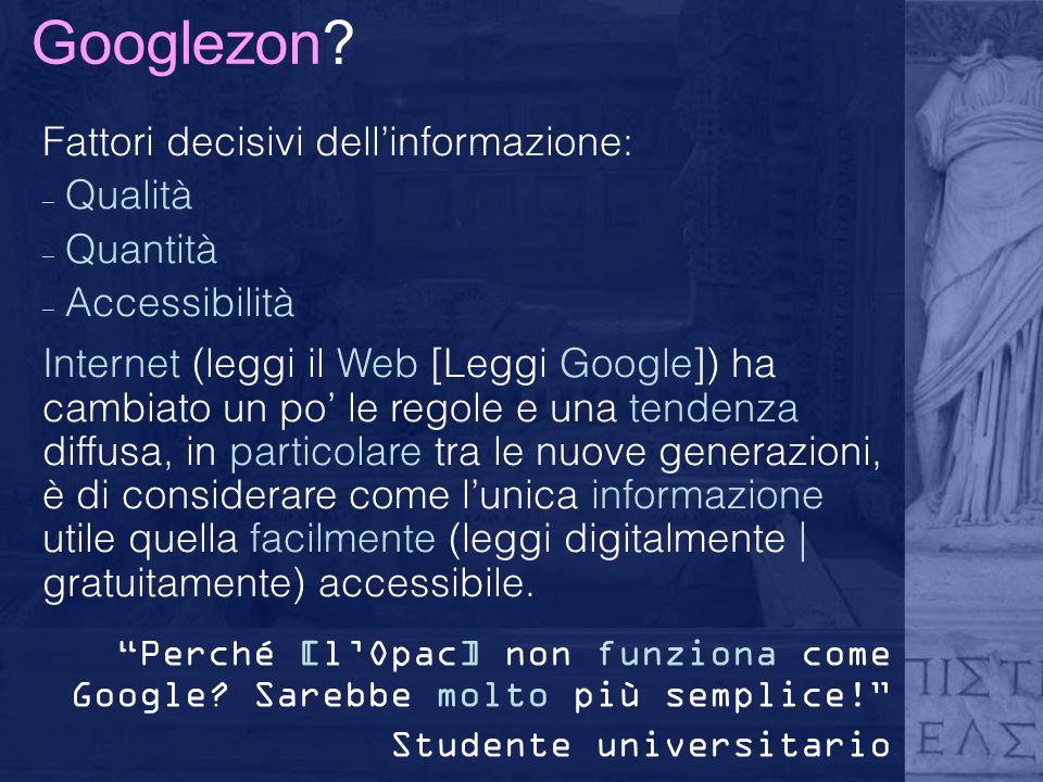 Googlezon.