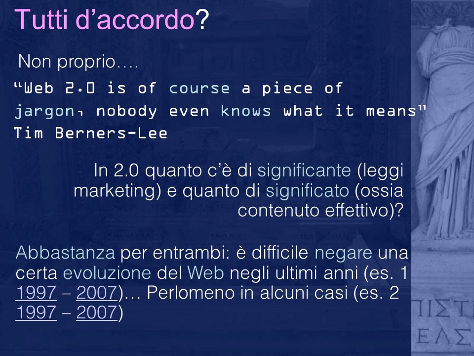 In ogni caso… …il Meme 2.0 ha avuto successo, ed è ormai entrato nel linguaggio comune, generando specializzazioni e modi di dire….