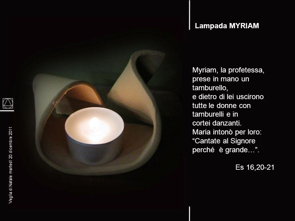 Shalom Myriam … in ogni donna provate a leggere la luce dellamore, la presenza di Dio che ha un solo desiderio: sedere alla vostra tavola, perché la sua gioia è di stare con gli uomini e la nostra gioia è di stare con Dio e con tutti i fratelli…