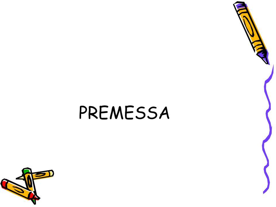 La Situazione iniziale La scuola e i (tanti) progetti Riproposizione e ripetizione dei progetti negli anni Impossibilità di progettare per più anni Mancanza di coprogettazione Mancanza di una verifica dei progetti Avvicendarsi di dirigenti e referenti La difficoltà di agganciare il mondo adulto