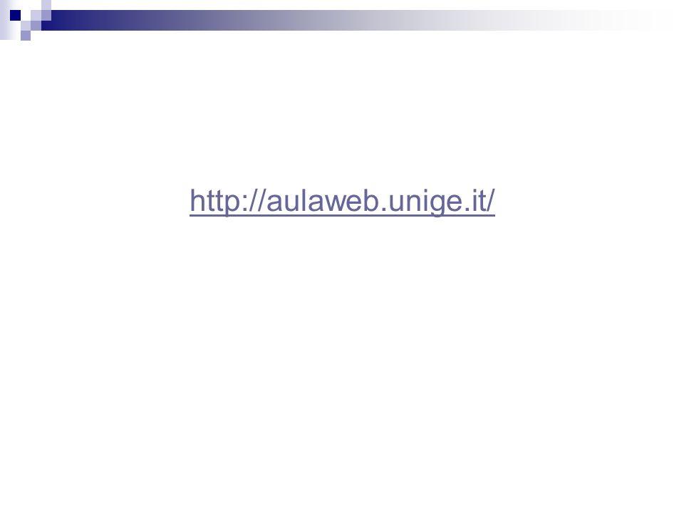 http://aulaweb.unige.it/