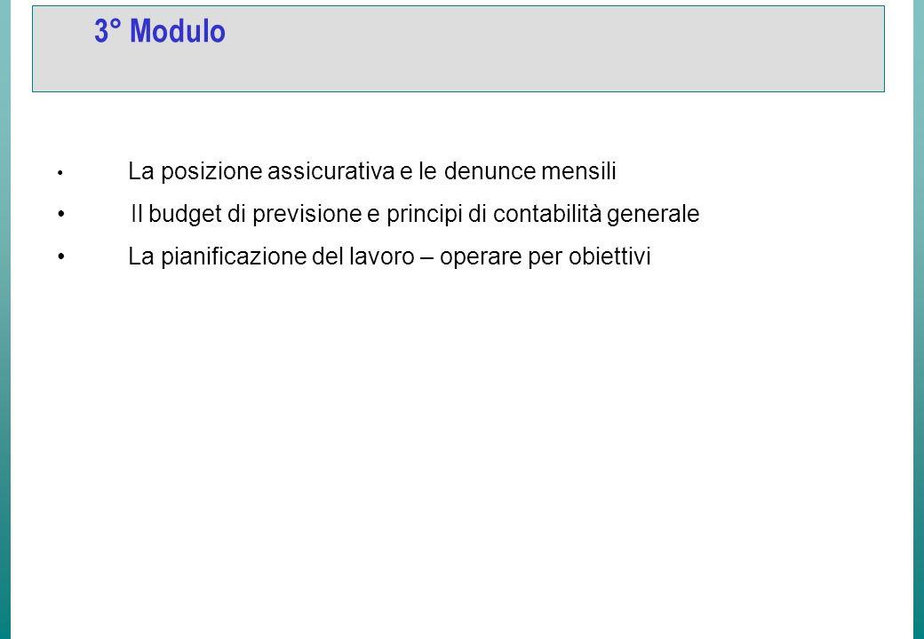 2° Modulo Le attività istituzionali Il sistema informativo INPDAP: Banca Dati Unificata, SAP, Protocollo informatico La strumentazione tecnologica (in