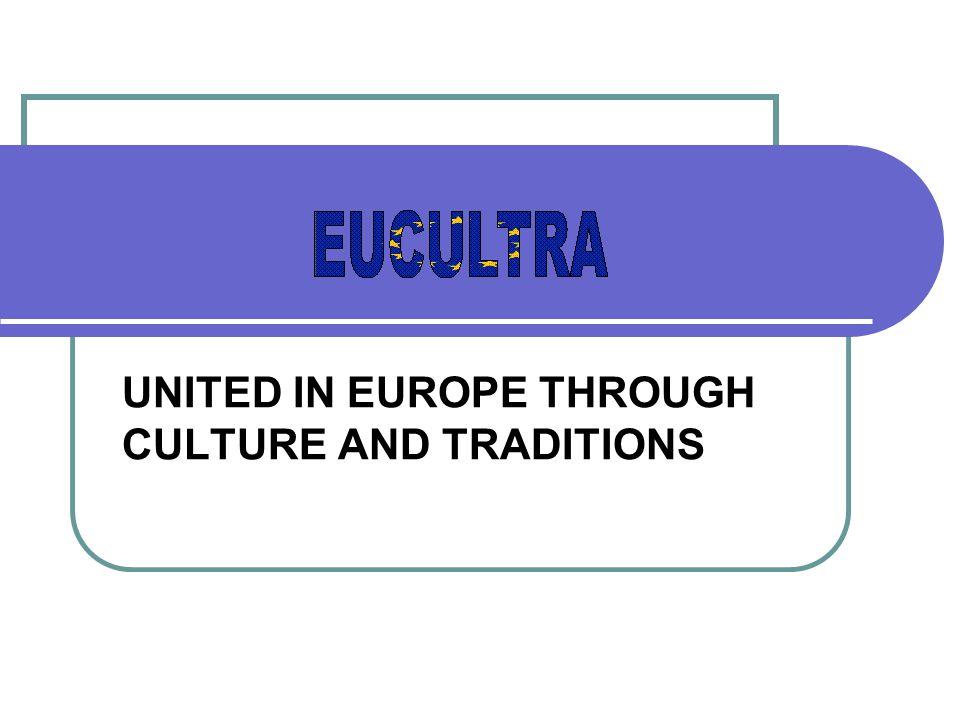 Partenariati Comenius Eucultra è un progetto europeo nellambito di Long life learning in particolare è un partenariato Comenius Questi progetti sono interamente gestiti dalla Commissione Europea attraverso lAgenzia esecutiva per listruzione, gli audiovisivi e la cultura (EACEA).