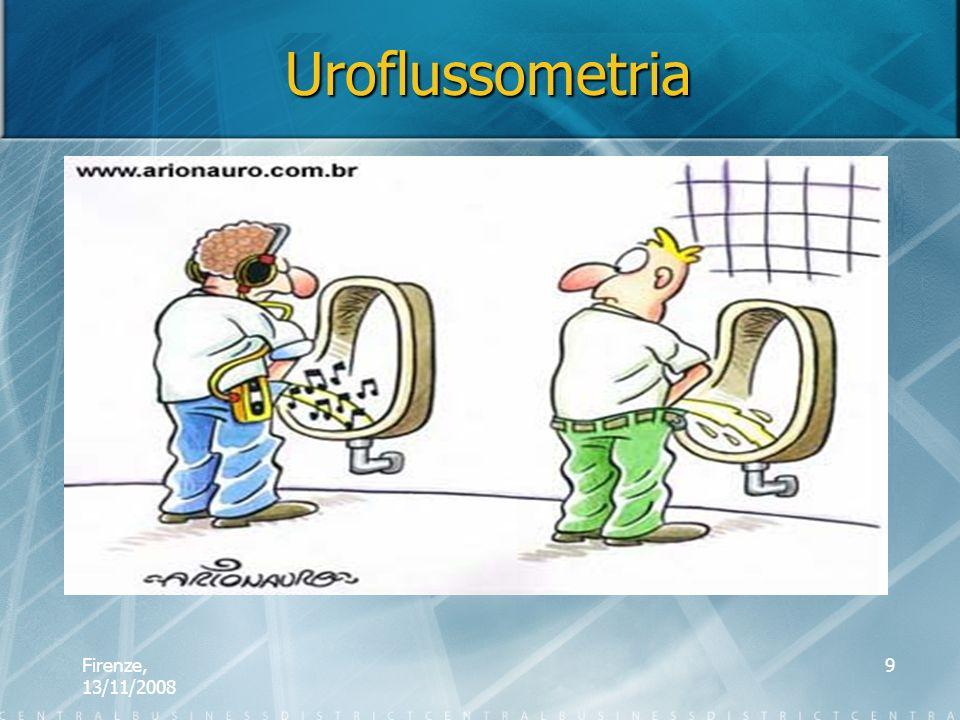 Firenze, 13/11/2008 9 Ruolo infermieristico Ruolo infermieristico -controllo e verifica del flussometro -controllo e verifica del flussometro -Prenota