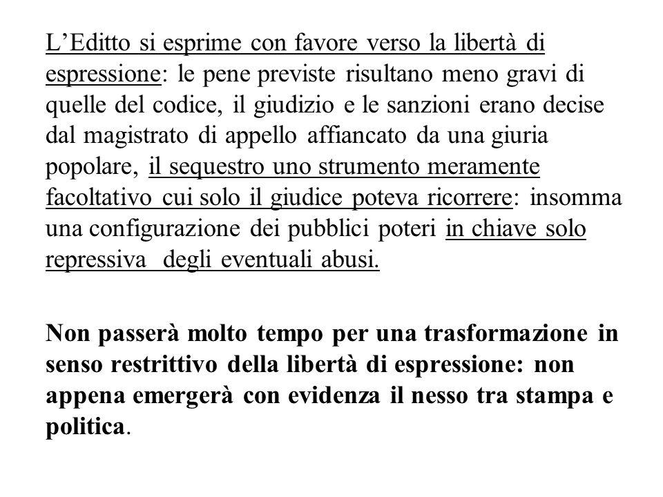 3 IL PERIODO COSTITUZIONALE PROVVISORIO Alla caduta del fascismo, lItalia godeva di sovranità limitata, vista la presenza delle Autorità occupanti.