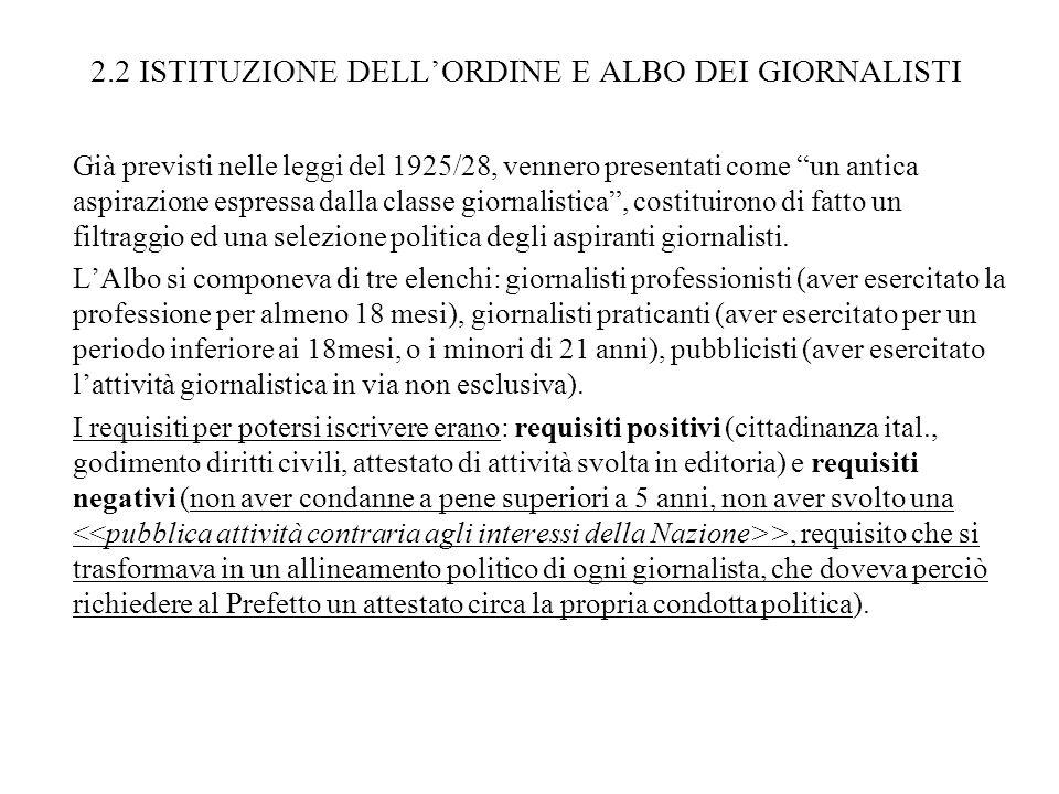 c) lautorizzazione del questore allesercizio dellarte tipografica, con sentenza n.