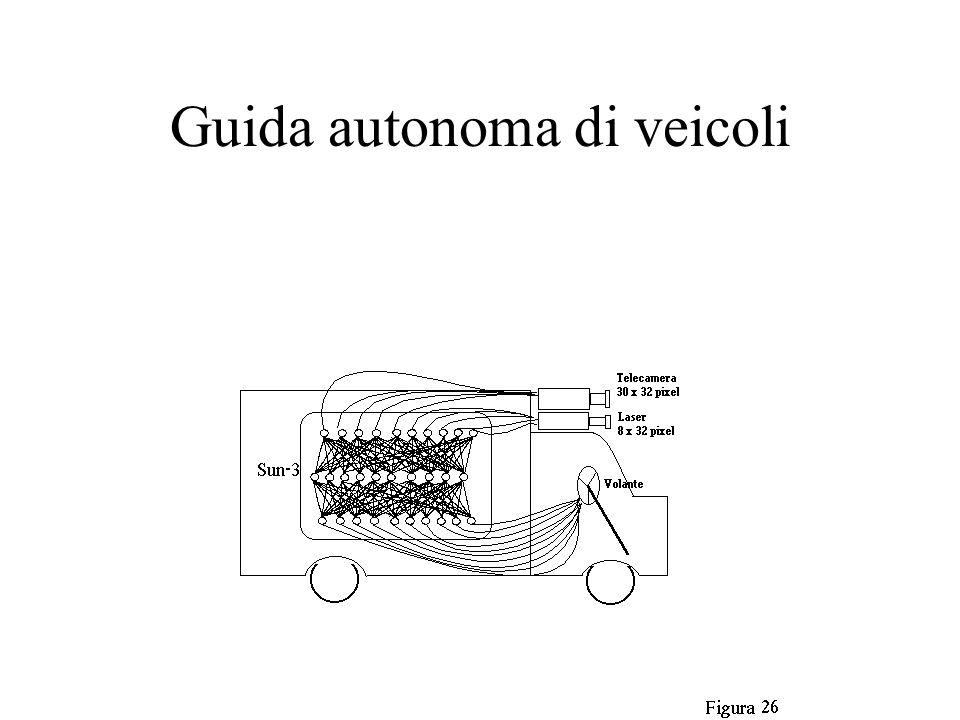 Guida autonoma di veicoli
