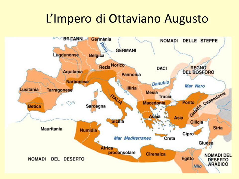 LImpero di Ottaviano Augusto