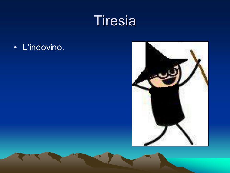 Tiresia Lindovino.
