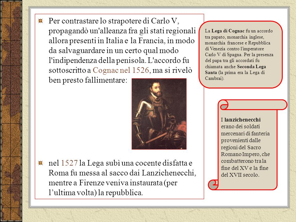 Coinvolto in queste vicissitudini, e visto con diffidenza dai repubblicani per i suoi trascorsi medicei, si ritirò in un volontario esilio nella sua villa di Finocchieto, nei pressi di Firenze.